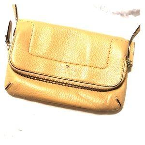 Beige Kate Spade Crossbody Bag